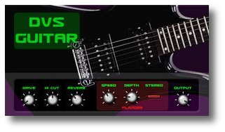 DVS Guitar screenshots